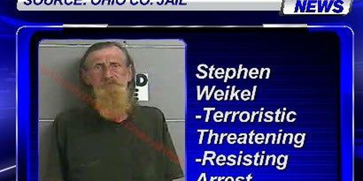 Deputies: Ohio Co. man threatened to kill neighbor