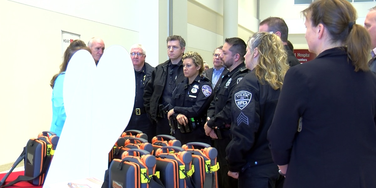 EPD adds 10 more AEDs to squad cars