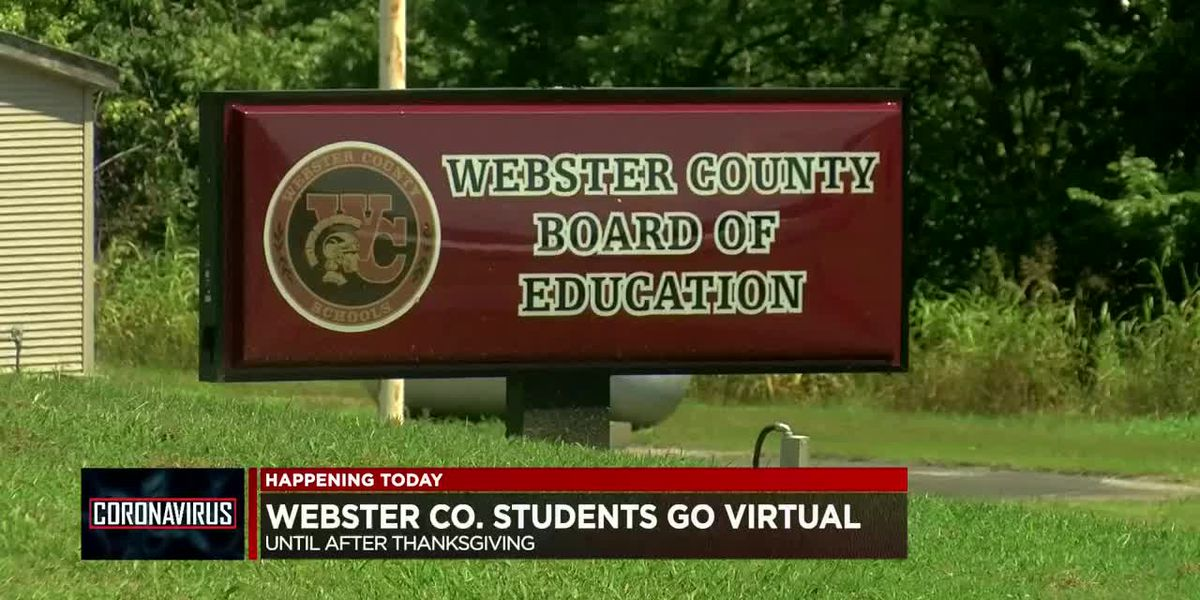 Webster Co. students go virtual until after Thanksgiving
