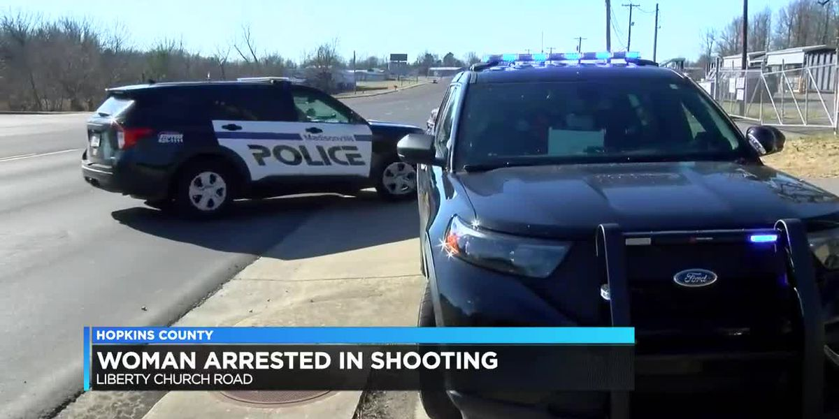 Woman arrested in connection to Madisonville shooting