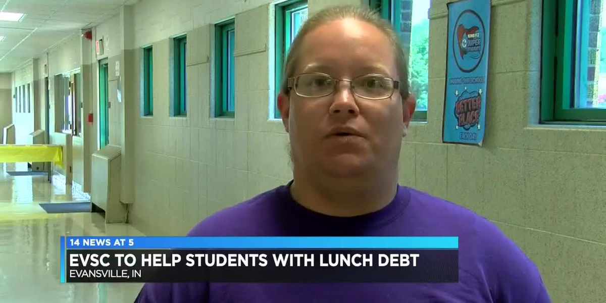EVSC to help with student lunch debt