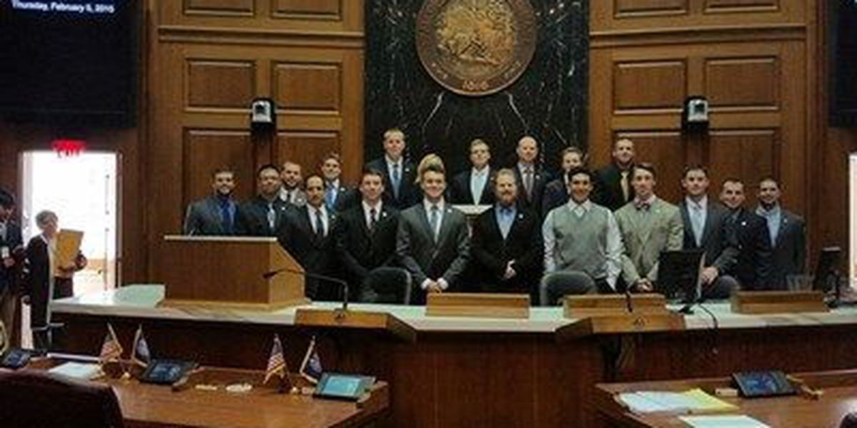Indiana General Assembly adopts resolution recognizing USI athletes