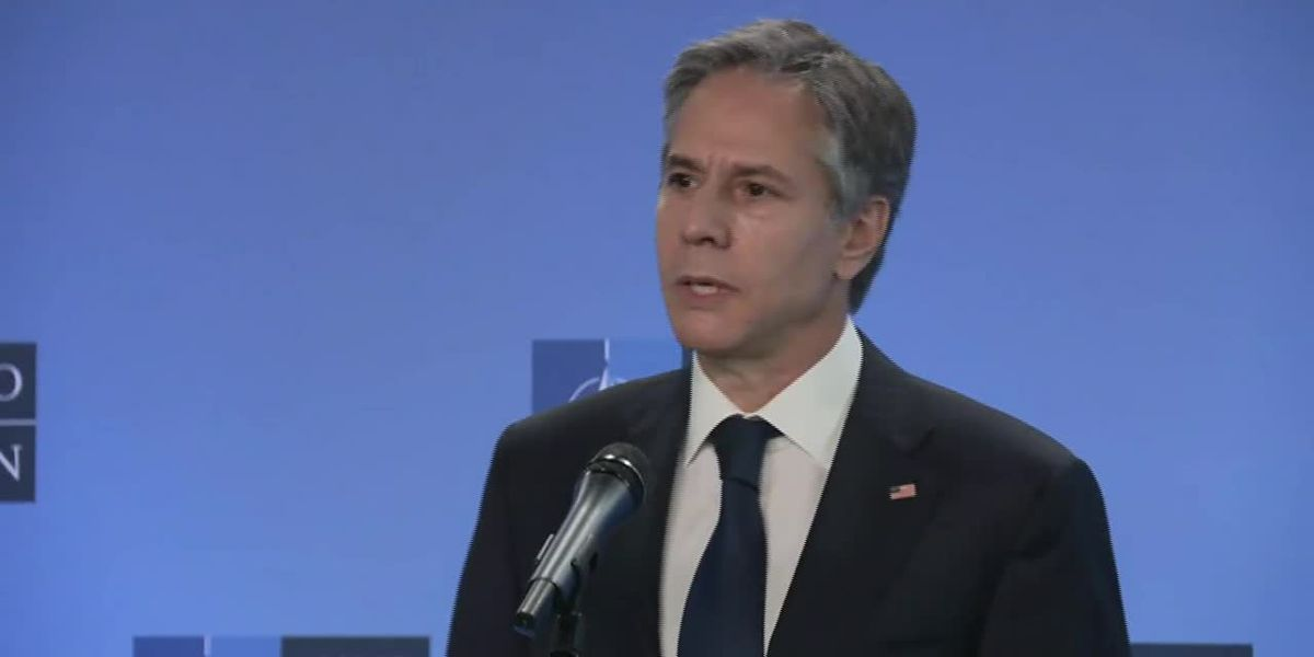 Blinken: 'Time to bring our forces home'