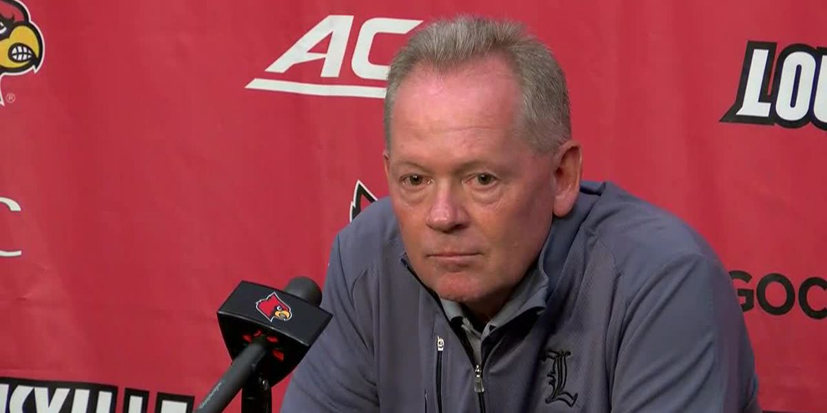 Bobby Petrino fired by UofL