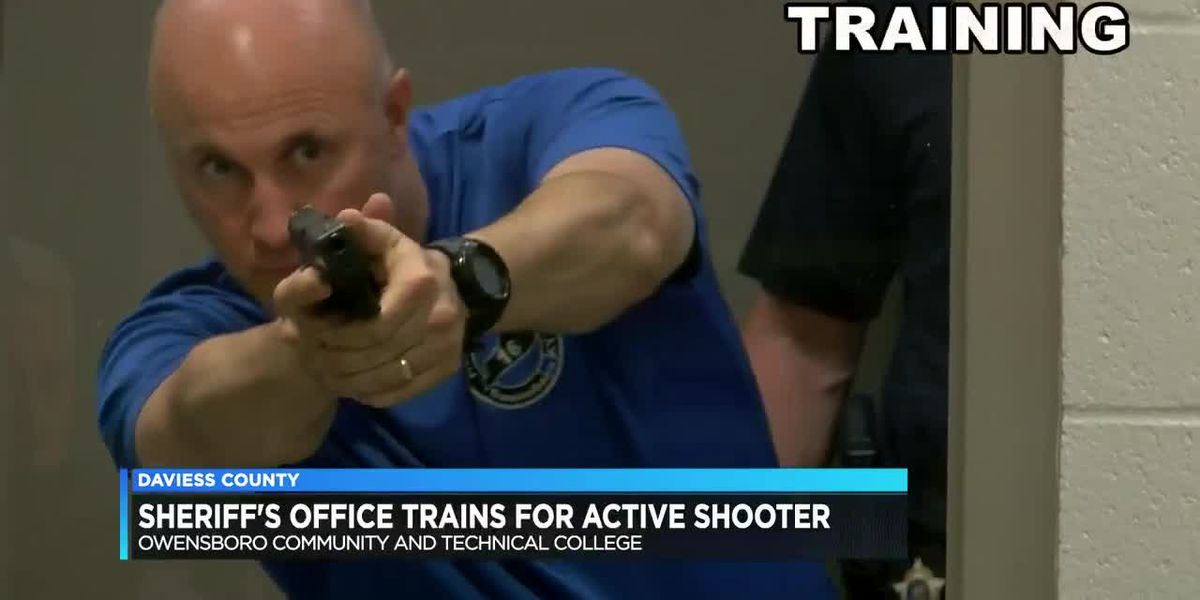 Daviess Co. Sheriff's Office hone skills to help keep community safe