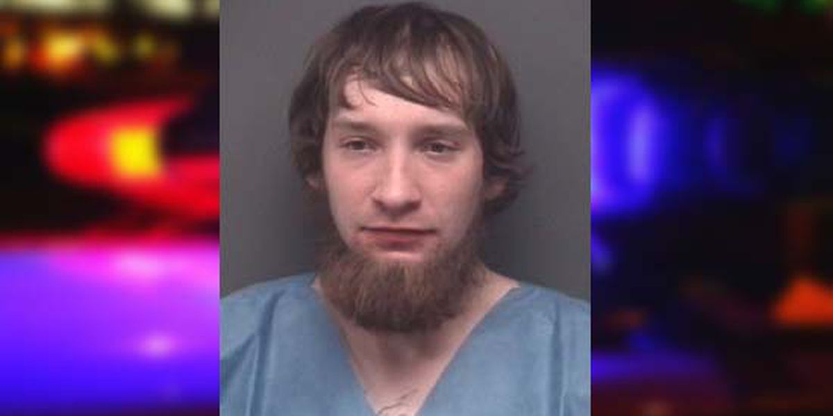 Evansville man in jail after police chase