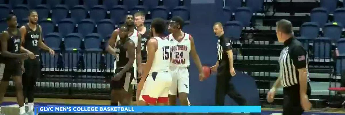 USI men's basketball winning despite early-season obstacles