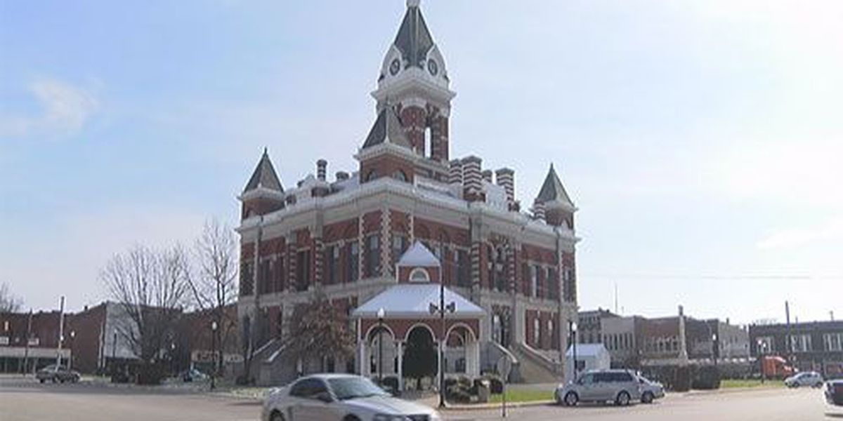 Safety improvements planned to courthouse clock tower in Gibson Co.