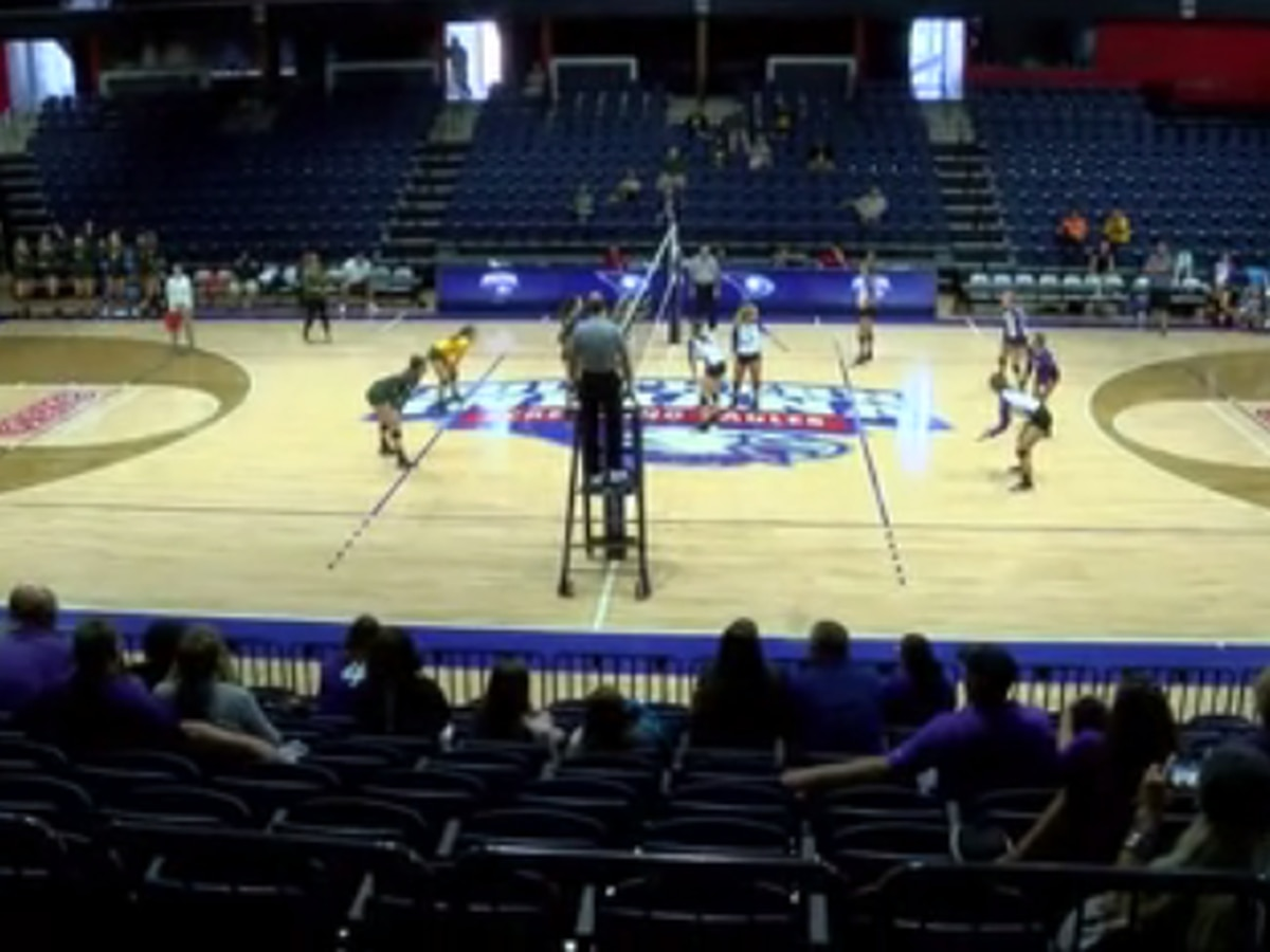 Kentucky Wesleyan vs. Arkansas Tech volleyball highlights