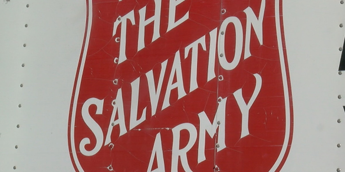 Salvation Army kicks off Red Kettle Campaign early
