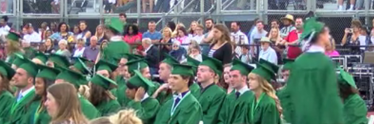 North has 63rd graduation commencement