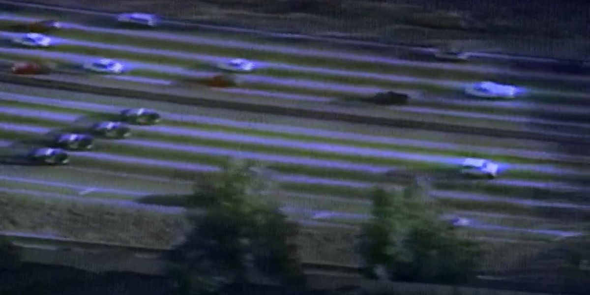 OJ Simpson's slow-motion police chase happened 25 years ago