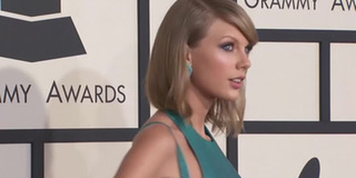 Taylor Swift releases Christmas song with nostalgic tug at the heart