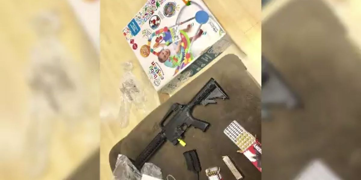 Loaded gun inside baby gift bought at Florida thrift store, opened at shower
