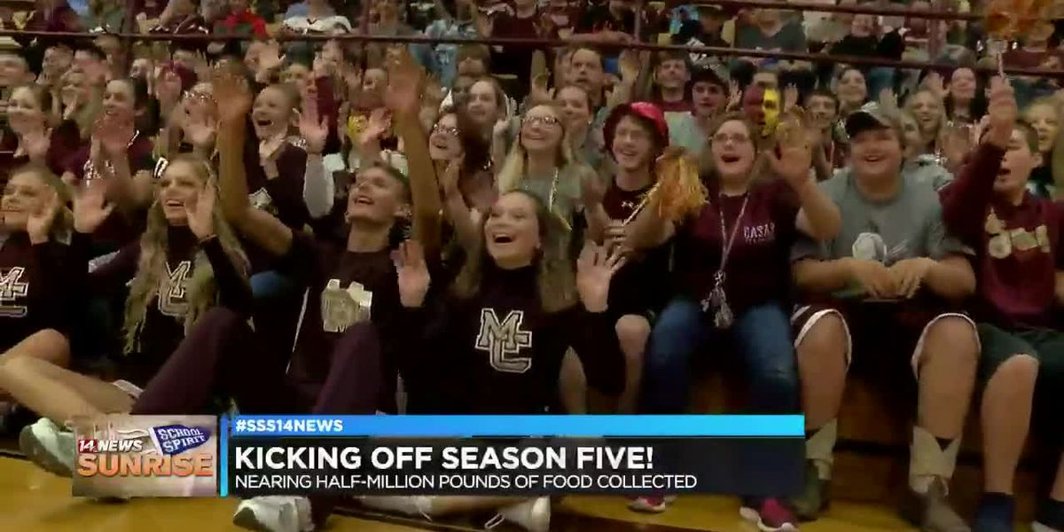 Shaelie previews exciting new season of Sunrise School Spirit, pt. 2