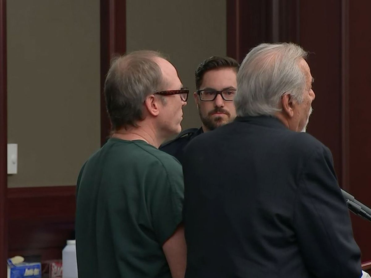 Man sentenced to life in prison for wife's 1993 murder