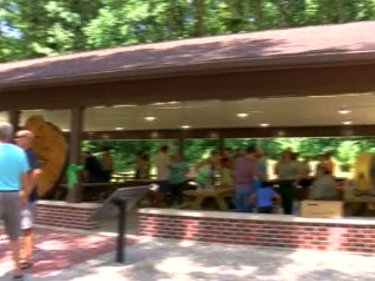 Newest addition unveiled Fri. at Harmonie State Park
