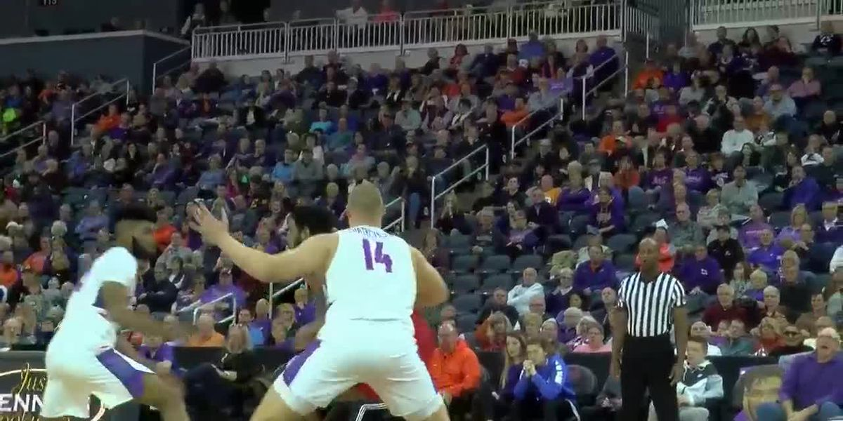 HIGHLIGHTS: Ball State vs Aces men's basketball
