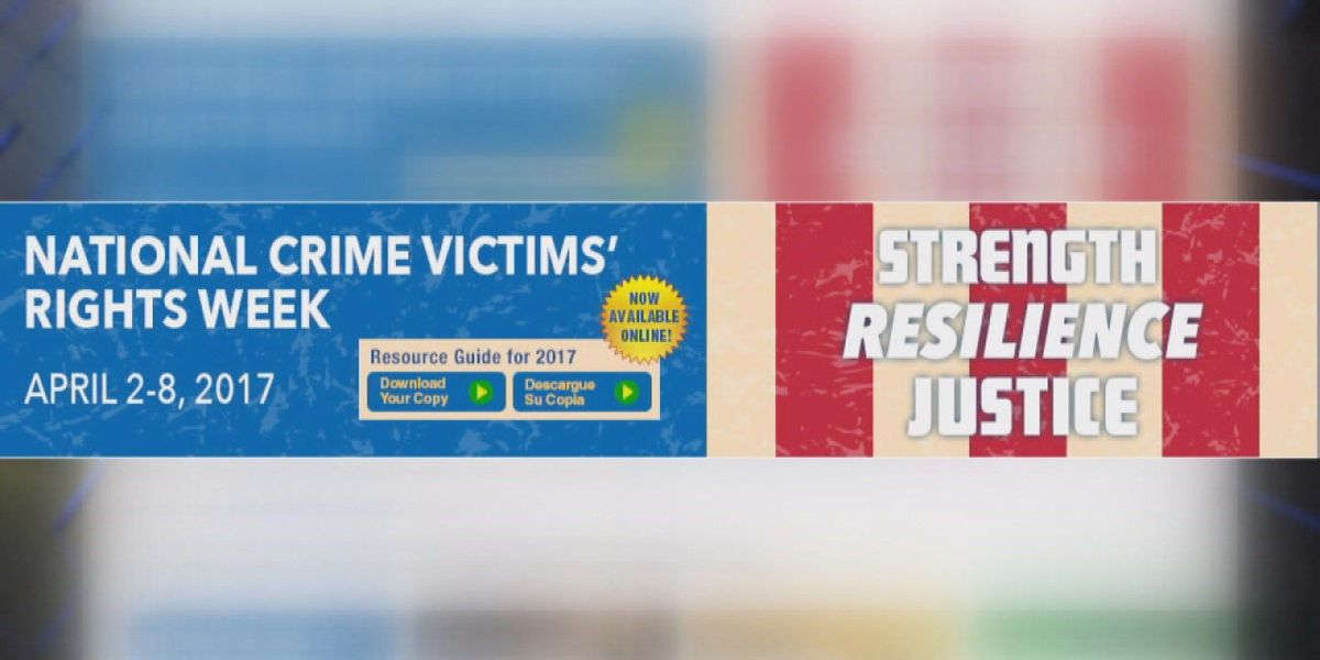 Local agencies honor National Crime Victims' Rights Week