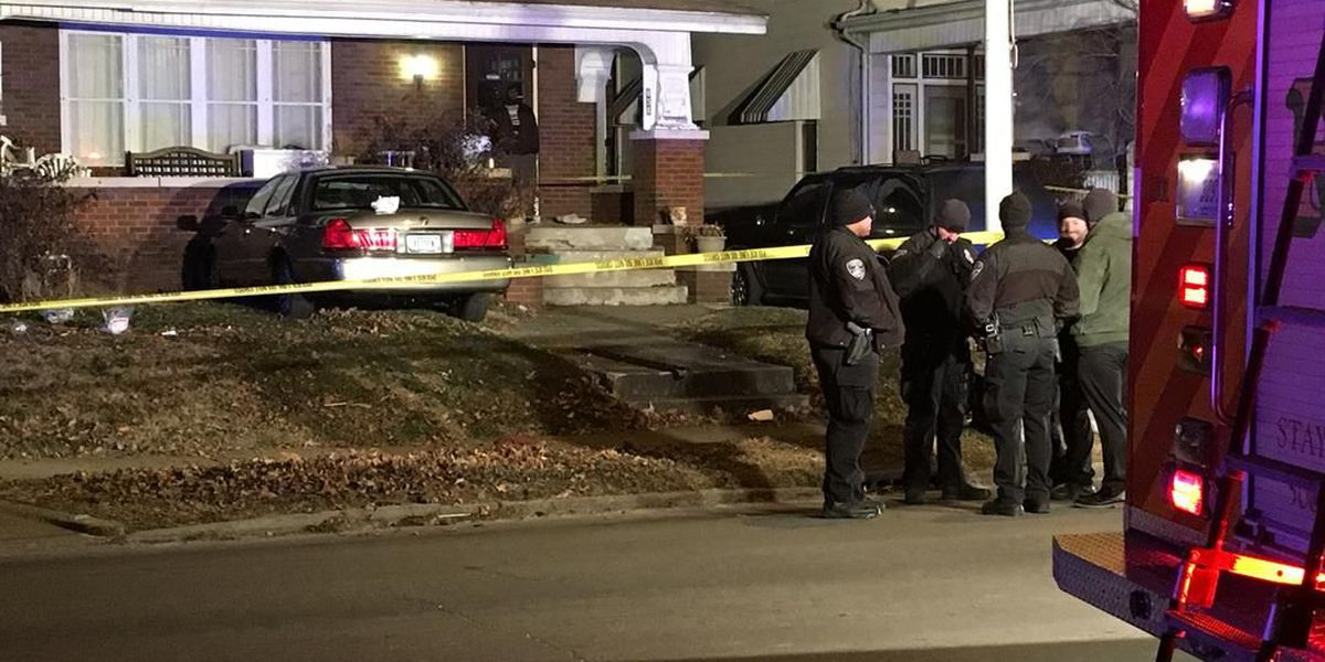 Name of driver who died from gunshot released