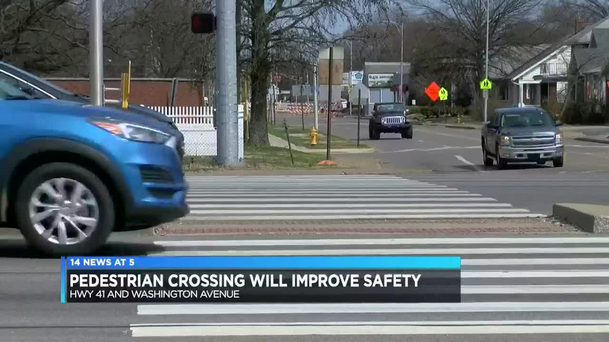 INDOT receives public comment on pedestrian crossing near Bosse H.S.