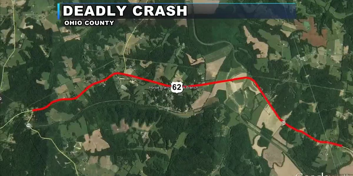 KYTC: Lanes reopened after deadly wreck on US-62