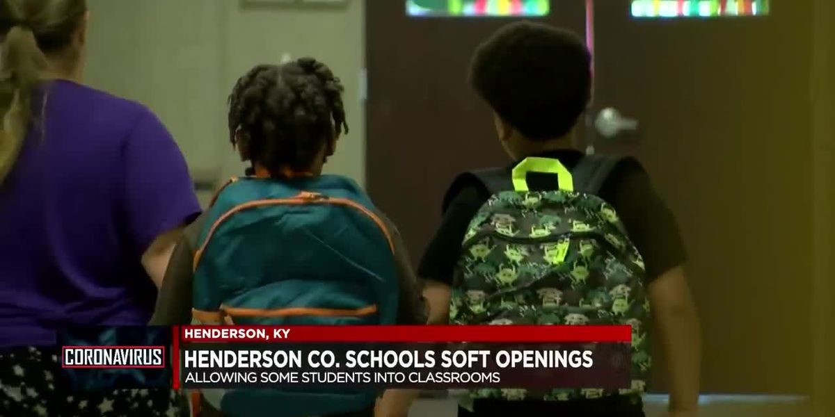 Henderson Co. Schools start soft openings, allowing some students back in classrooms
