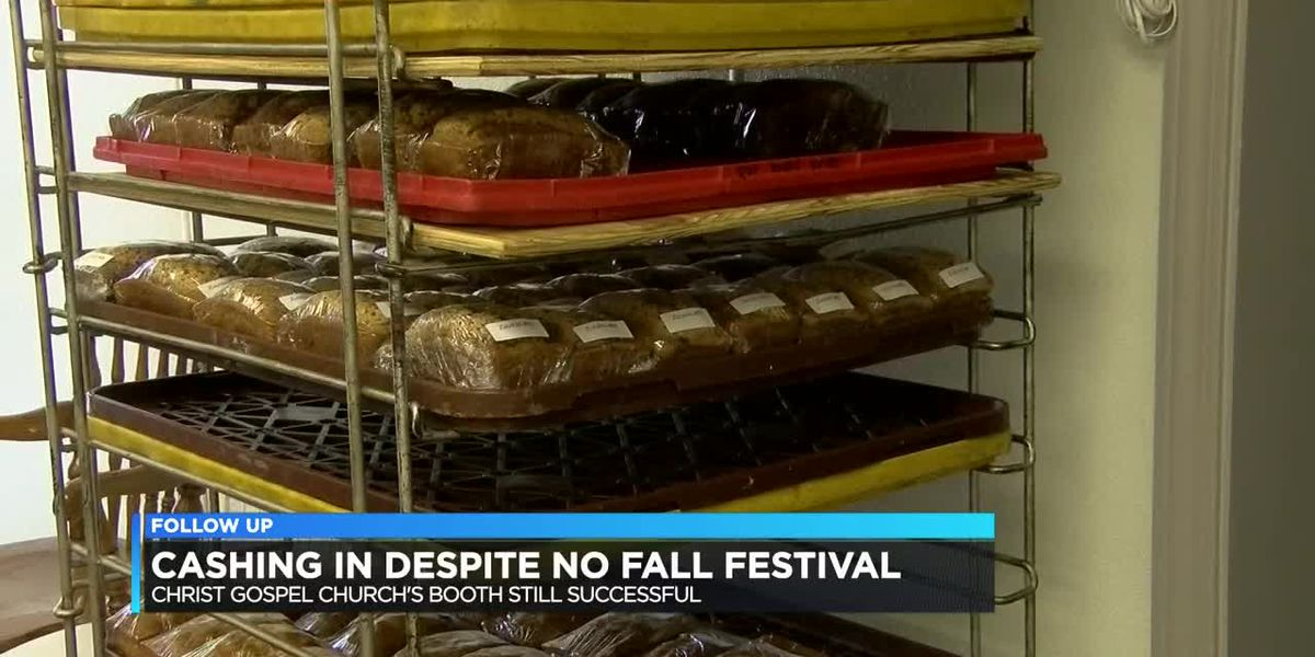Christ Gospel Church's food booth still successful despite no Fall Festival