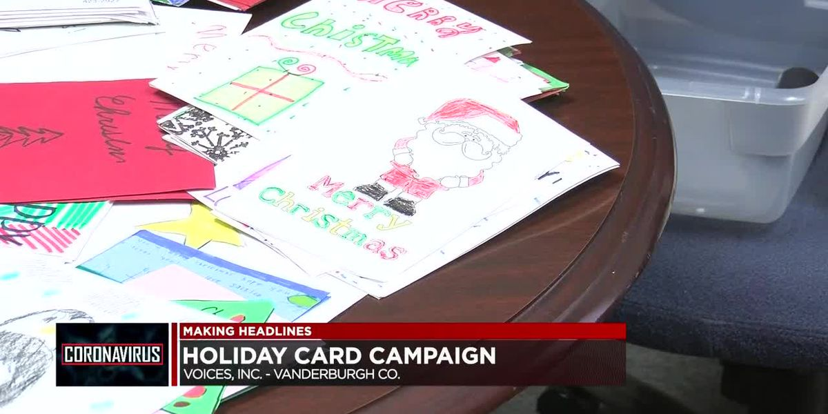 VOICES send holiday cheer to residents in long term care