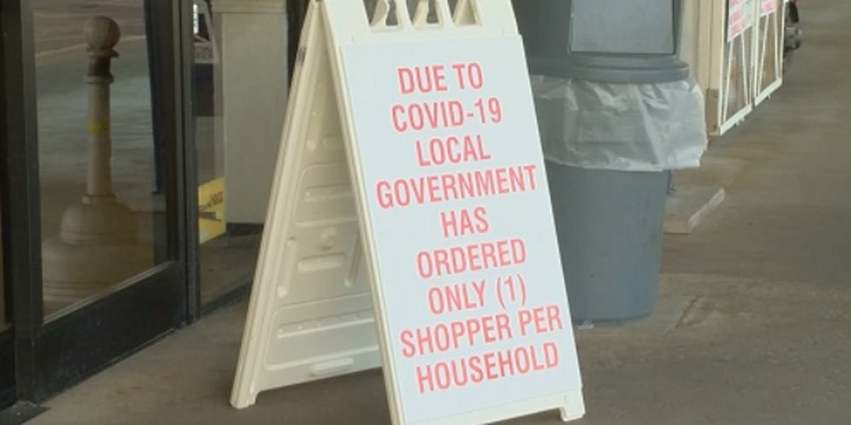 Madisonville shoppers adjusting to new executive order
