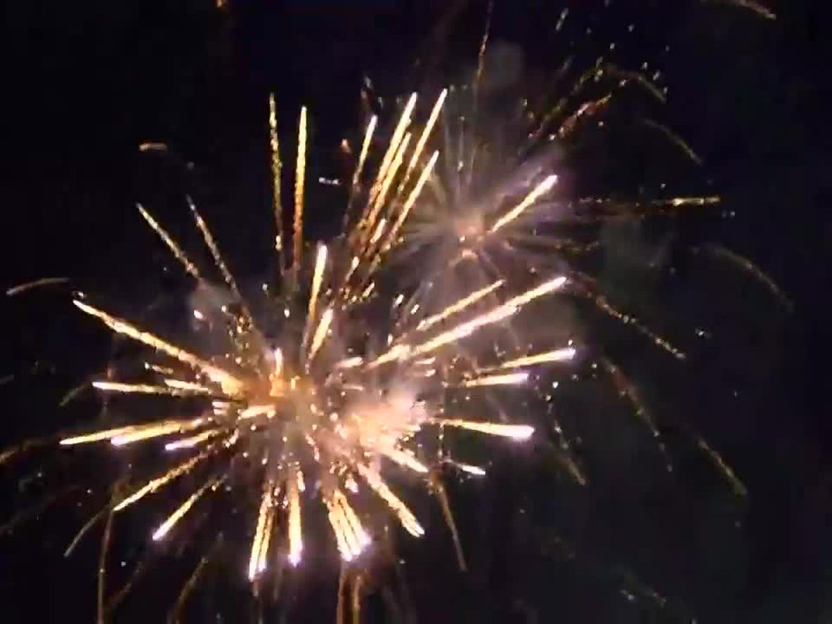 Owensboro celebrates Independence Day with Friday fireworks