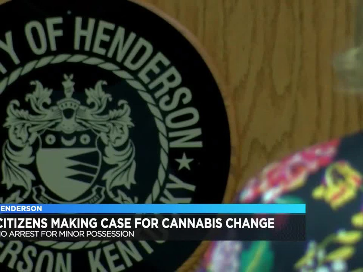 Henderson community members advocating for a change in cannabis law