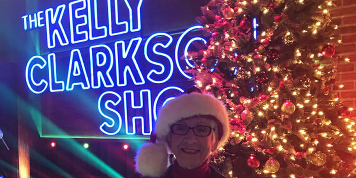 Santa Claus' Pat Koch will be on 'The Kelly Clarkson Show' Friday