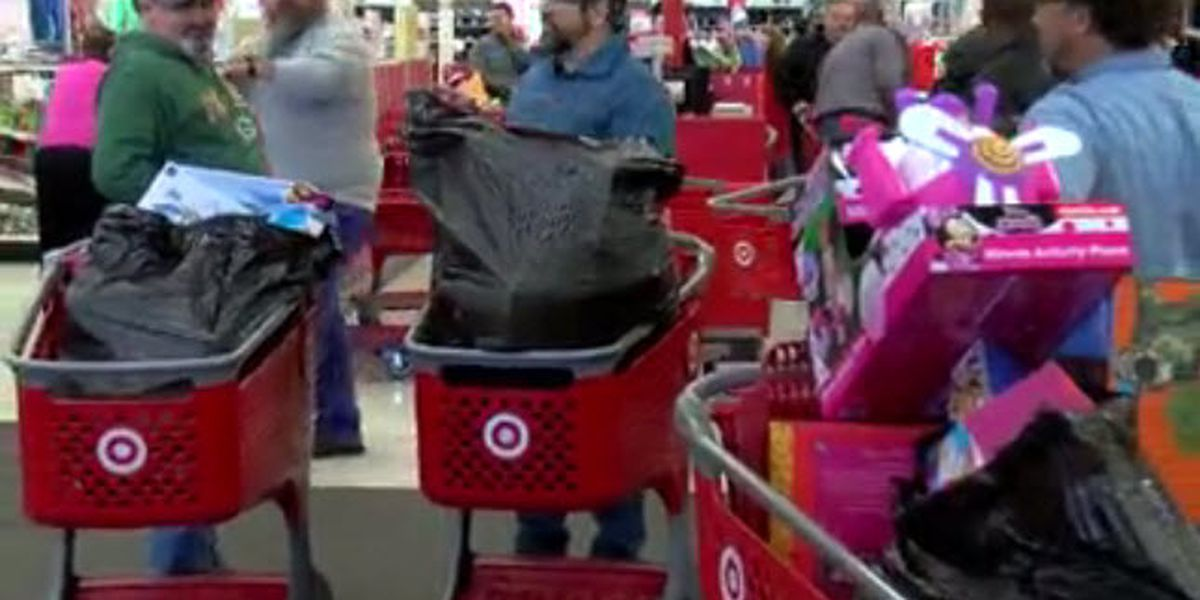 Alcoa employees shop to help Salvation Army's Toy Town