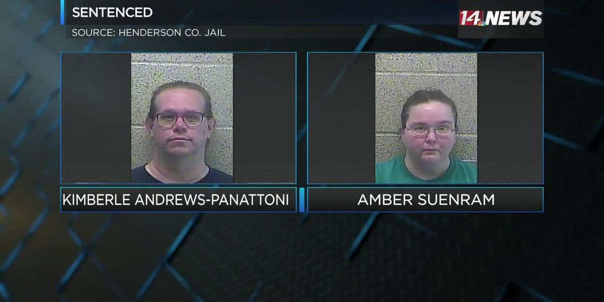 2 people sentenced in Henderson animal cruelty case