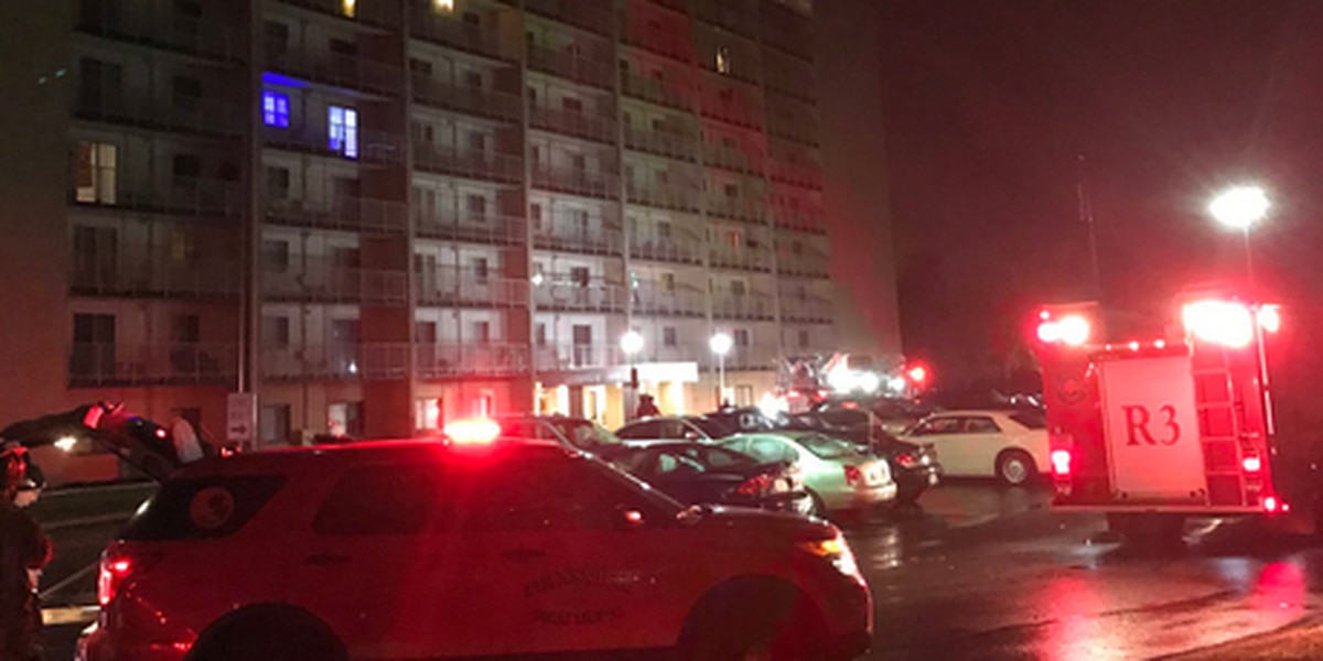 Police believe fires at two Evansville apartment buildings are connected