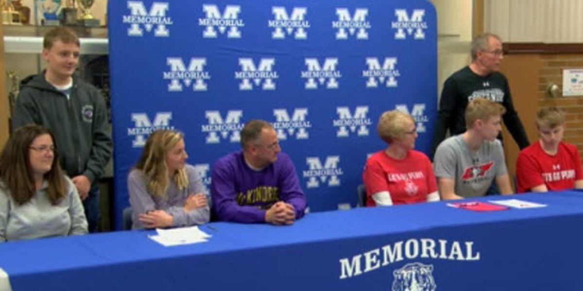 Pair of Memorial Tigers announce college decisions