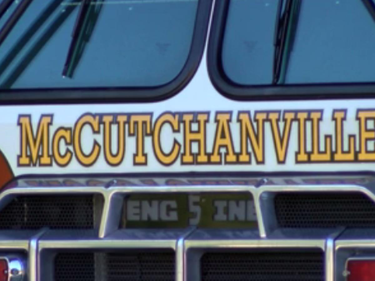McCutchanville Fire Department hosts fundraiser in honor of fallen firefighter