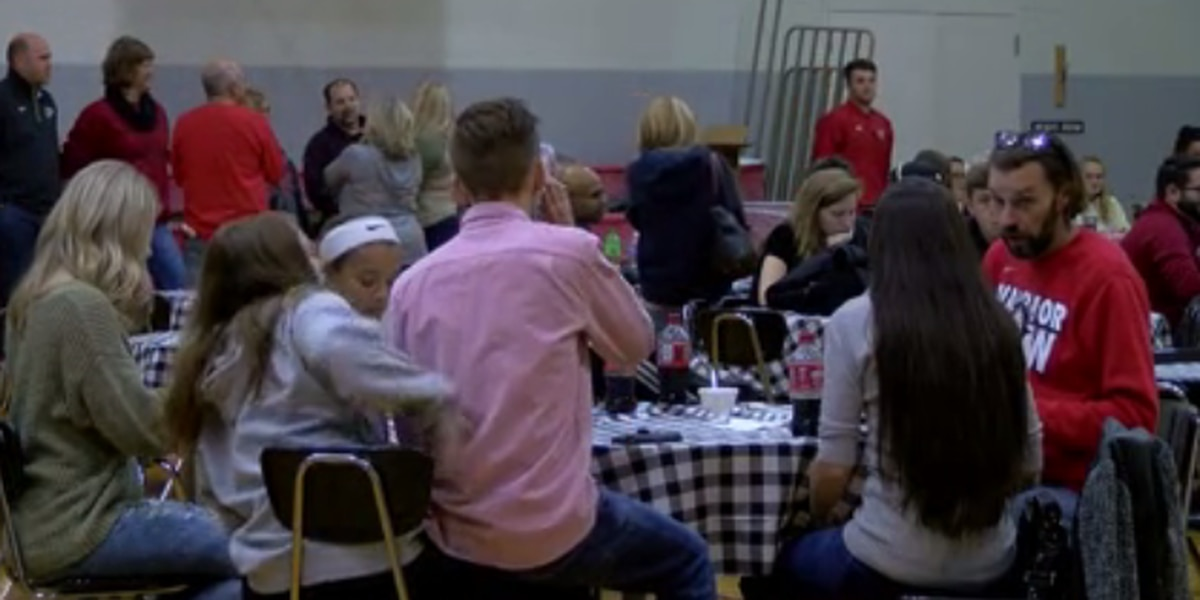 Soup cook-off raises money for Harrison High School athletics