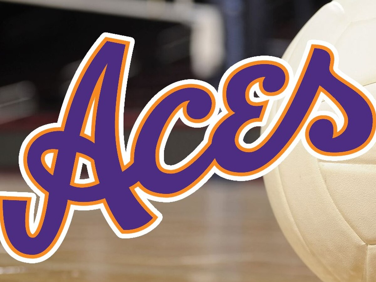 Aces Volleyball Extends Winning Streak to Eight
