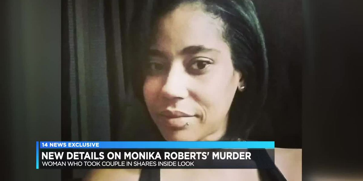 EXCLUSIVE: New details on Monika Roberts' murder from woman who took couple in