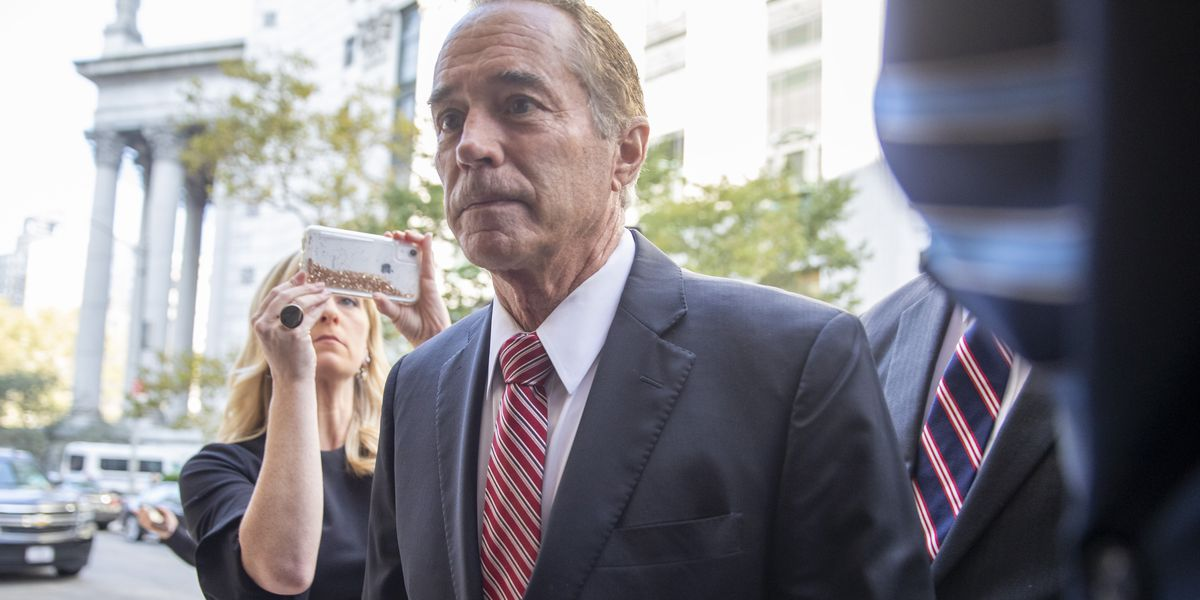 Ex-Rep. Chris Collins pleads guilty in insider trading case