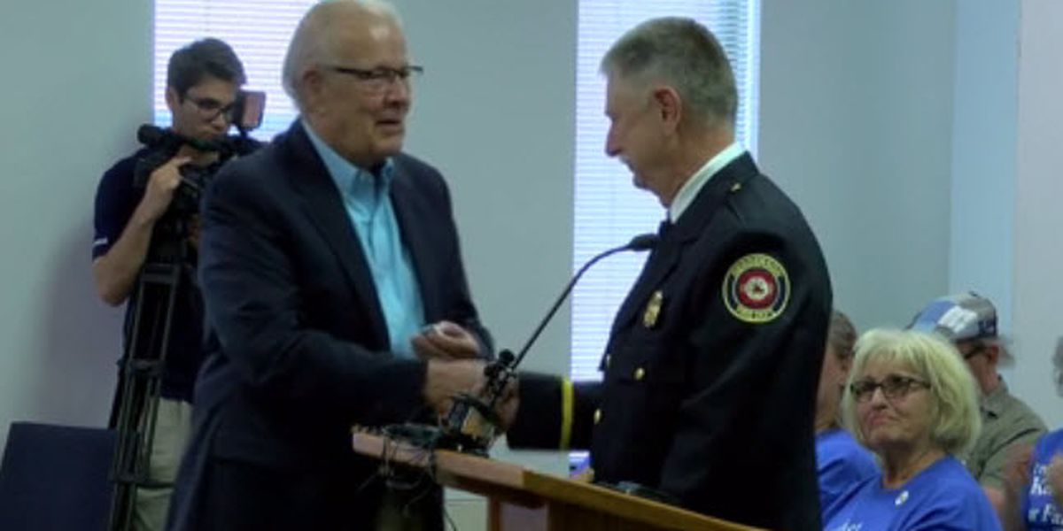 HFD firefighter reaches major department milestone