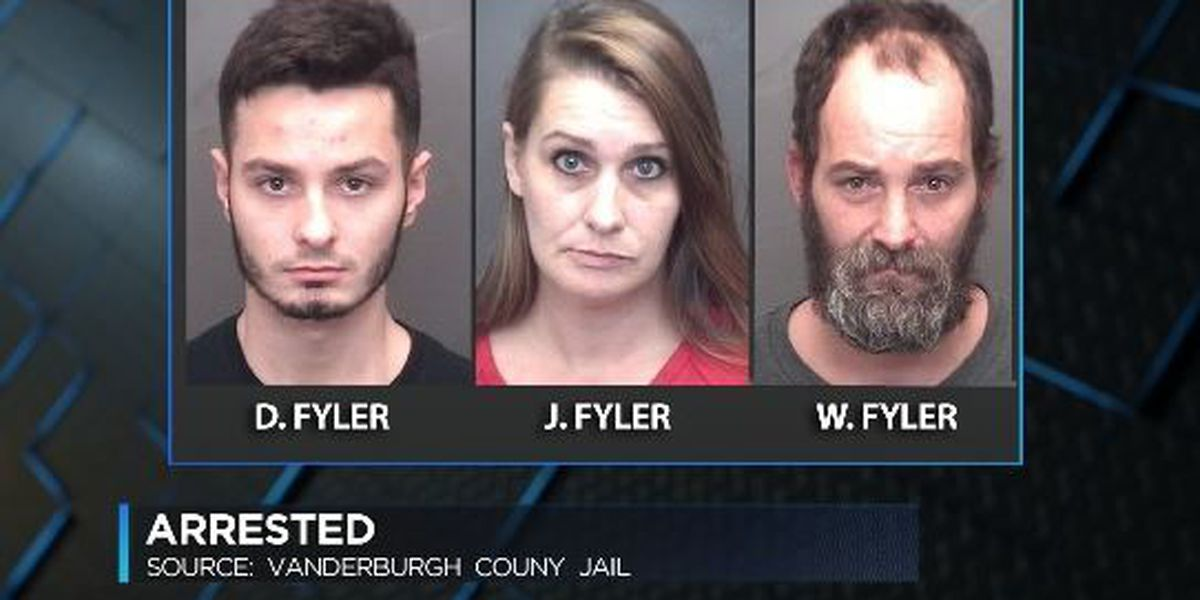 Police: Family arrested after detectives tipped off to marijuana packages