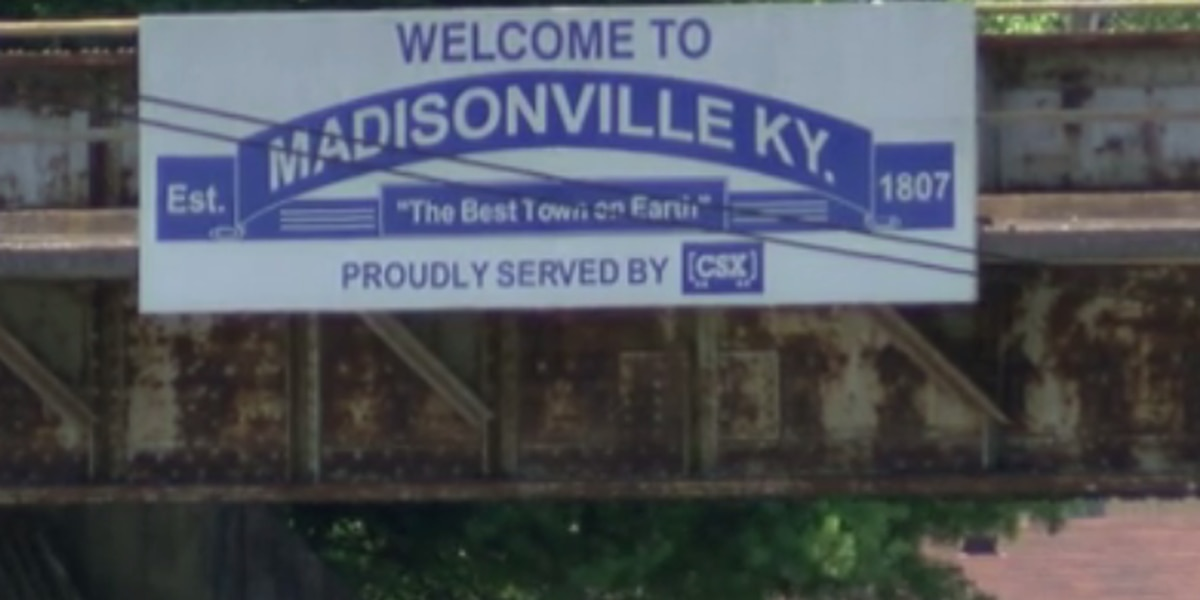 New CSX railroad crossing coming to Madisonville