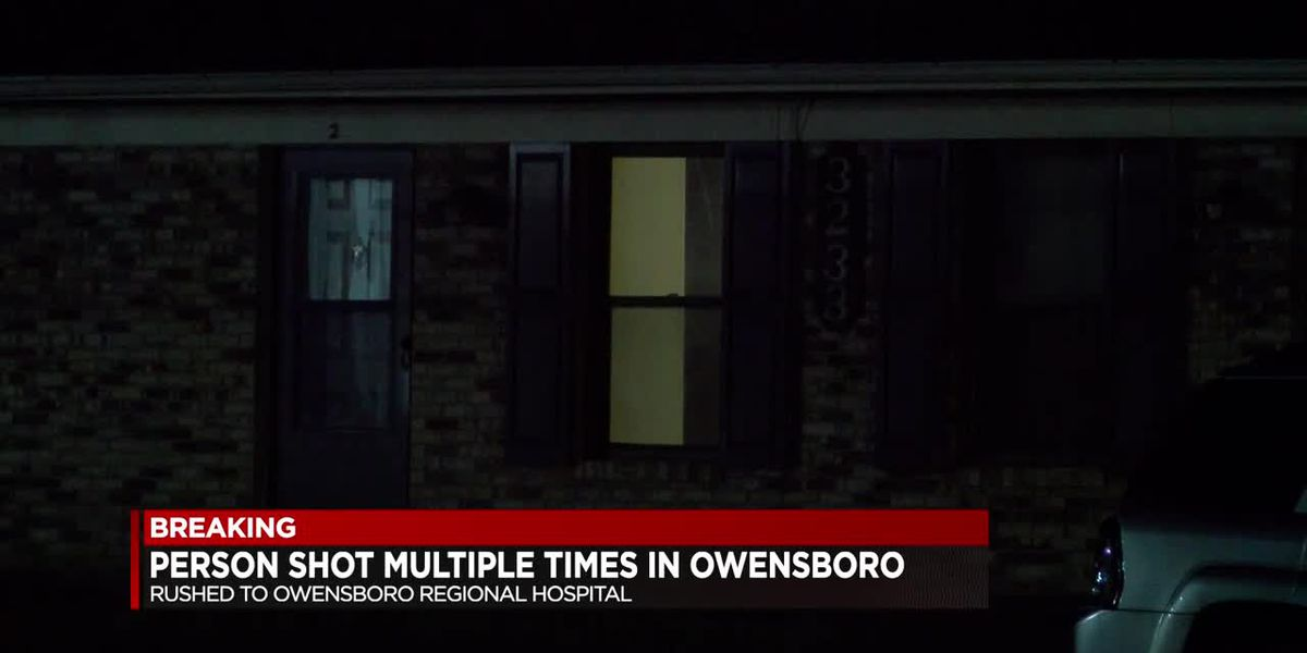 Owensboro shooting suspect now charged with murder