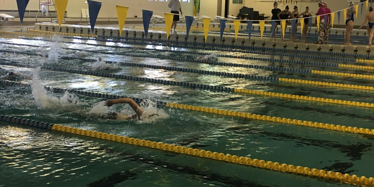 Castle, Memorial Shine at SIAC Swimming Tournament