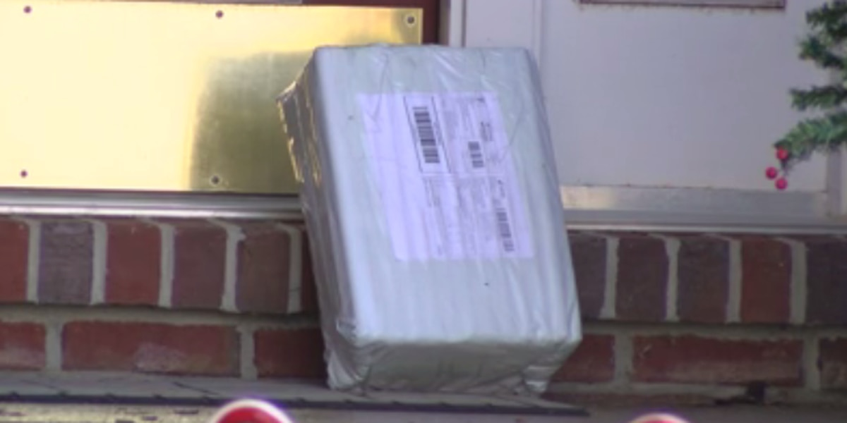VCSO warning community on possible increase in porch pirates