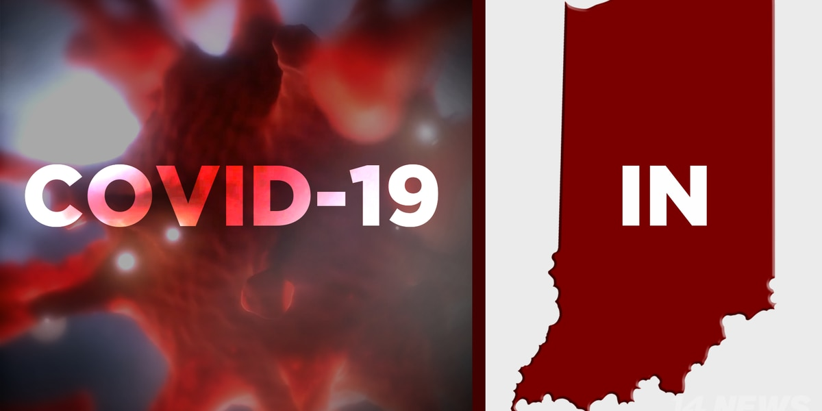Ind. reports 817 new COVID cases, 1 new death in Dubois Co.