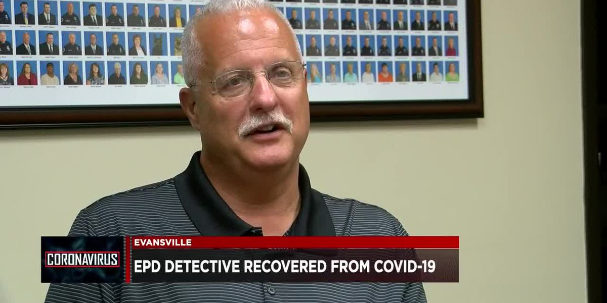 EPD detective recalls battle with COVID-19